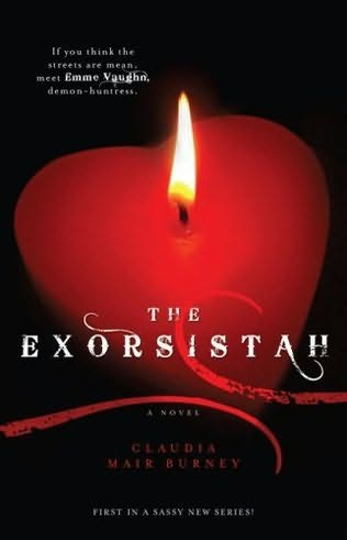 book cover of The Exorsistah