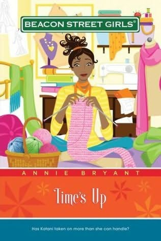 book cover of Time\'s Up