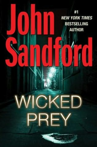 book cover of  Wicked Prey   (Lucas Davenport, book 19) by John Sandford