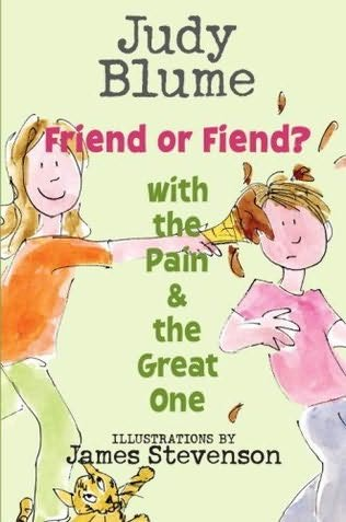 book cover of Friend or Fiend?