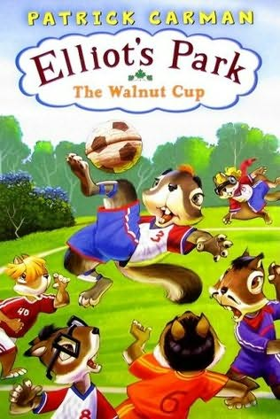 book cover of Walnut Cup