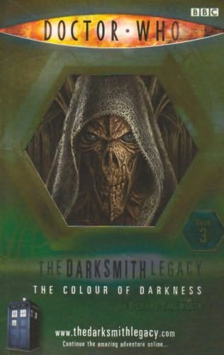 book cover of The Colour of Darkness