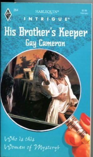 book cover of His Brother\'s Keeper