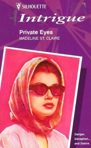 book cover of Private Eyes