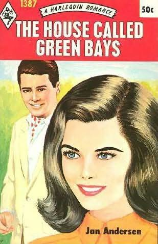 book cover of The House Called Green Bays