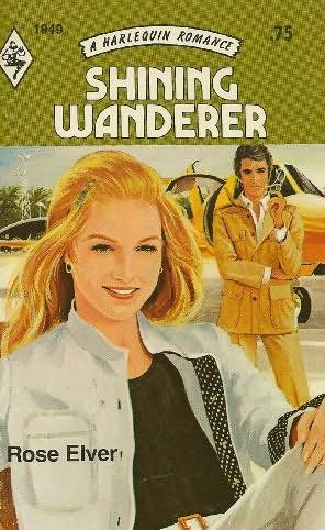 book cover of Shining Wanderer