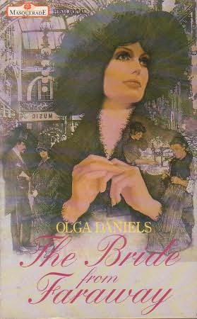 book cover of The Bride from Far Away