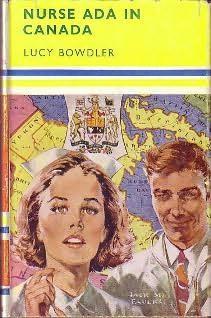 book cover of Nurse Ada in Canada