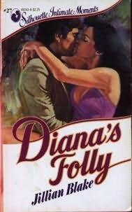 book cover of Diana\'s Folly
