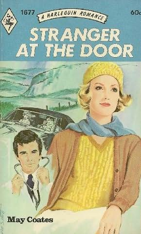 book cover of Stranger At The Door