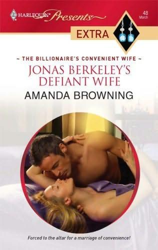 book cover of Jonas Berkeley\'s Defiant Wife