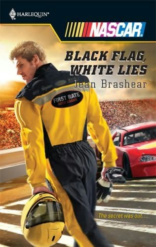 book cover of Black Flag, White Lies