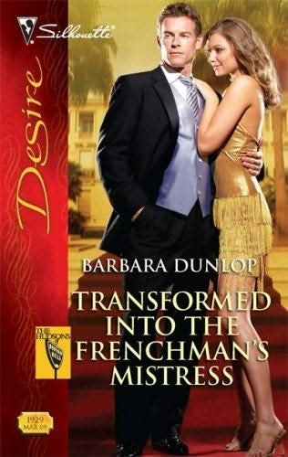 book cover of Transformed into the Frenchman\'s Mistress