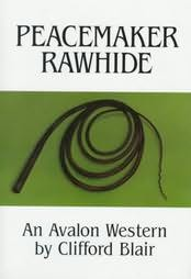 book cover of Peacemaker Rawhide