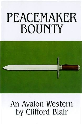 book cover of Peacemaker Bounty