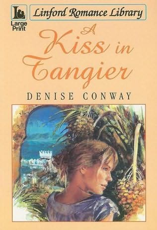 book cover of A Kiss in Tangier