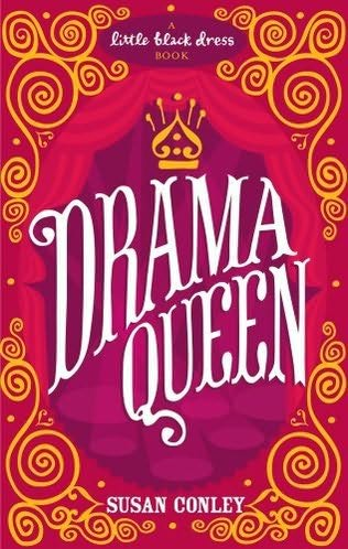 book cover of Drama Queen