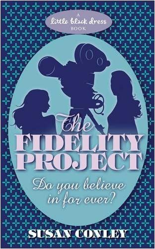 book cover of The Fidelity Project