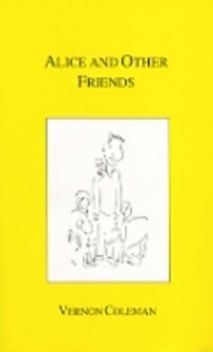 book cover of Alice And Other Friends
