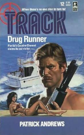 book cover of Drug Runner