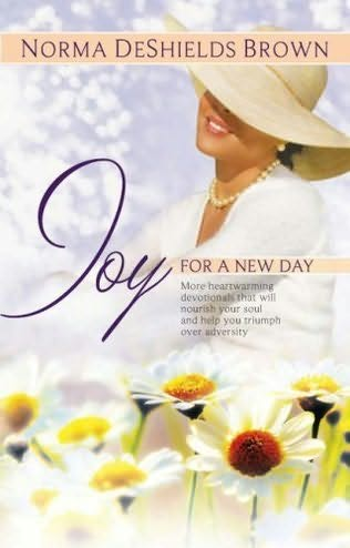 book cover of Joy For A New Day