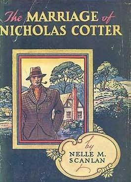 book cover of The Marriage of Nicholas Cotter