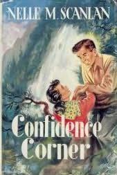 book cover of Confidence Corner