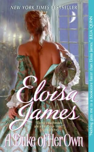 A Duke of Her Own (Corrie James) - Eloisa James
