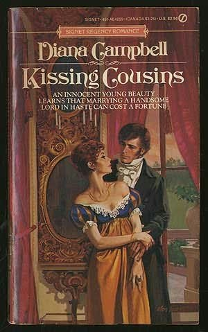 book cover of Kissing Cousins