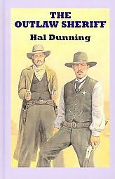 book cover of The Outlaw Sheriff