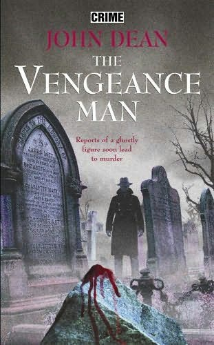 book cover of The Vengeance Man