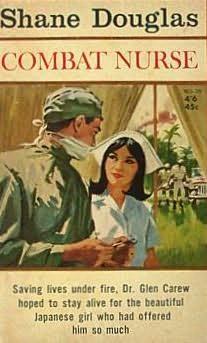 book cover of Combat Nurse