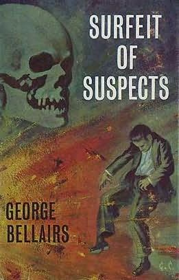 book cover of Surfeit of Suspects