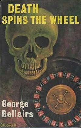 book cover of Death Spins the Wheel