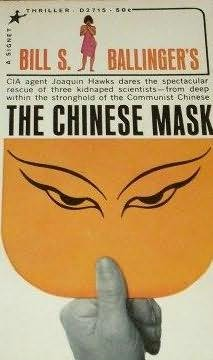 book cover of The Chinese Mask