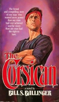 book cover of The Corsican