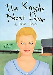 book cover of The Knight Next Door