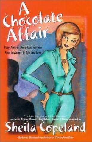 book cover of A Chocolate Affair
