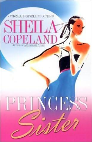 book cover of Princess Sister