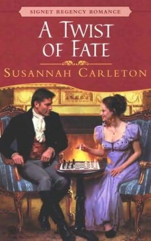 book cover of A Twist of Fate