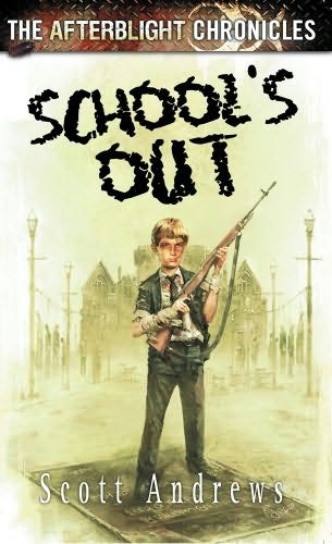 book cover of School\'s Out