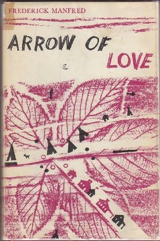 book cover of The Arrow of love