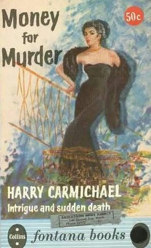 book cover of Money for Murder