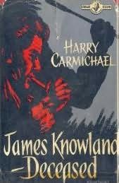 book cover of James Knowland: Deceased