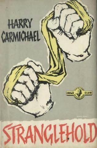 book cover of Stranglehold