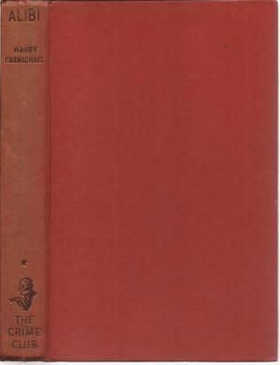 book cover of Alibi