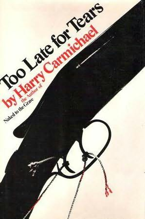 book cover of Too Late for Tears
