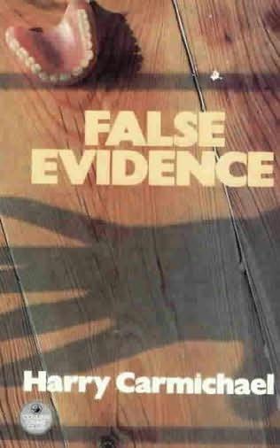 book cover of False Evidence