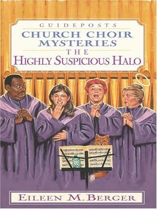 book cover of The Highly Suspicious Halo