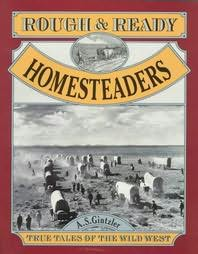 book cover of Rough and Ready Homesteaders